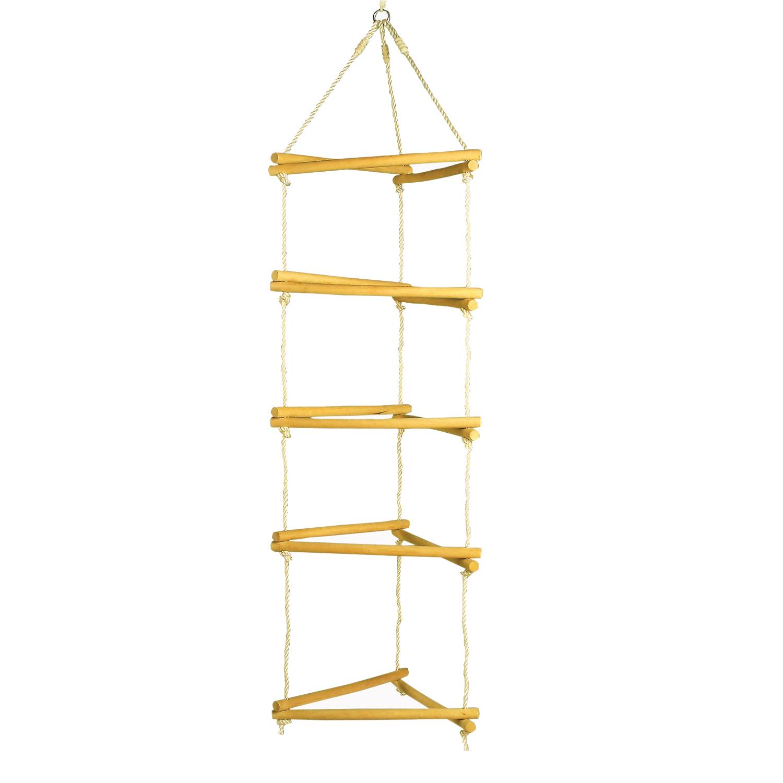 Triangular Rope Ladder