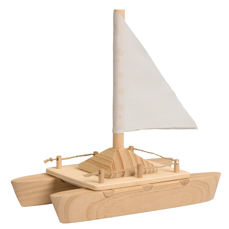 Kit to make your own Catamaran