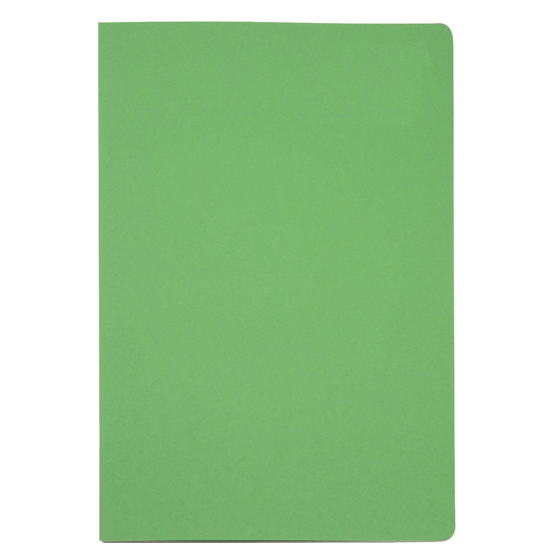 Sketchbook A4 Portrait, Green