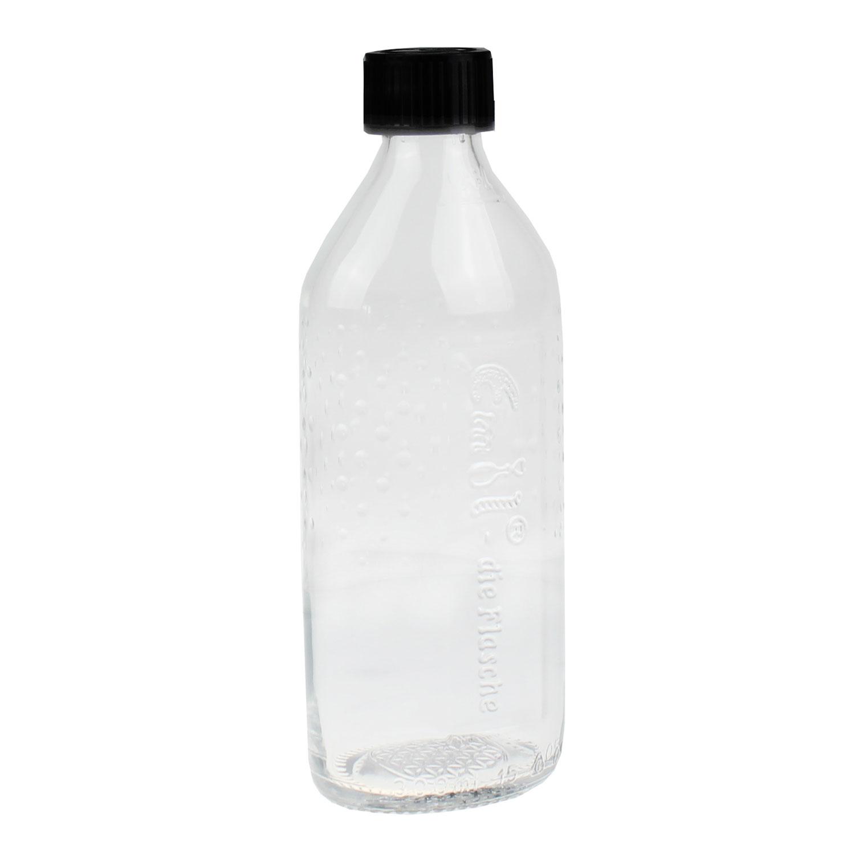 Emil Ersatz-Glasflasche oval, 0.3 l