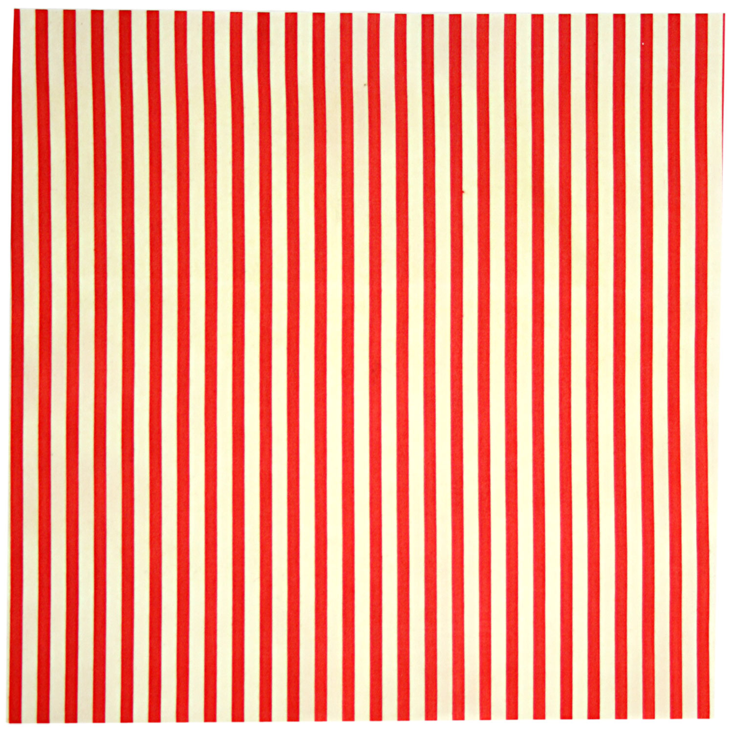 Wildwax Beeswax Cover Cloth Striped Red-White L