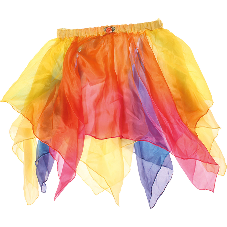 Sarah`s Silks Fairy Skirt Rainbow