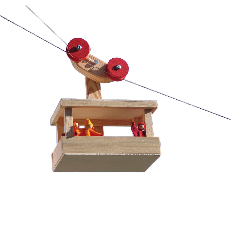 Kraul Große Seilbahn-Puppengondel