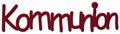 Kommunion Schriftzug Tischdeko Rot Bordeaux Groß Acryl Buchstaben Deko Streudeko 1