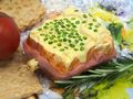 Sandwich Toast Christbaumschmuck Baumschmuck Weihnachten Adventskranz Anhänger 3