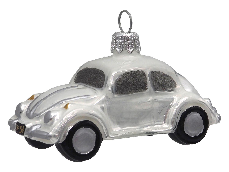 Auto Glas Weiss Christbaumschmuck Weihnachten Baumschmuck