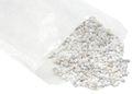 500g Streudeko Granulat Weiß Hochzeit Konfirmation Taufe Kommunion Tischdeko Dekogranulat 2