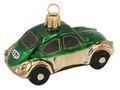 Auto Glas Grün Gold Christbaumschmuck Baumschmuck Weihnachten Weihnachtskugel Deko 3