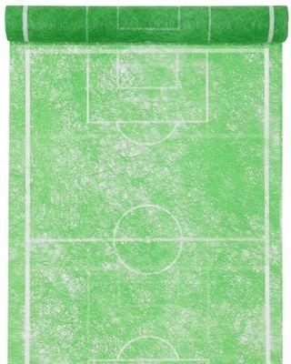 5m Tischläufer Fußball Tischdeko Kindergeburtstag Party Tischband Geburtstag WM Deko