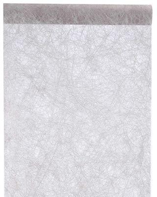 5m Tischläufer Grau