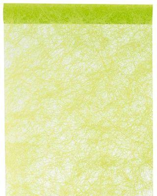 5m Tischläufer Vlies Grün Apfelgrün