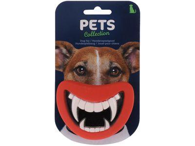 Hundespielzeug Spielzeug Mund Lustig Zähne Kauspielzeug Quietschspielzeug