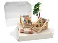 Geldgeschenk Verpackung Geldverpackung Urlaub Reise Strand Geburtstag Hochzeit Silberhochzeit Goldhochzeit 1