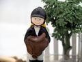Geldgeschenk Verpackung Reiten Geldverpackung Reiterin Pferd Mädchen Weihnachten  7