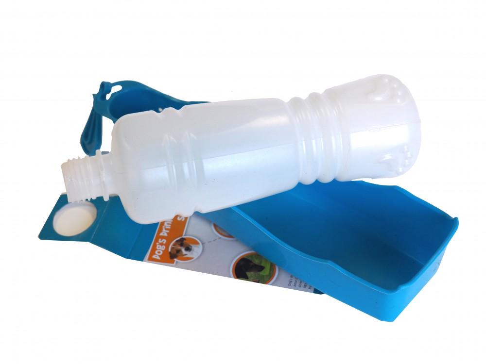 Trinkflasche Mobiler Wasserspender Hund Hundetränke Trinknapf | eBay