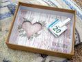 Geldgeschenk Verpackung Geldverpackung Natur Vintage Hochzeit Urlaub 5