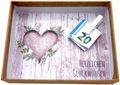 Geldgeschenk Verpackung Geldverpackung Natur Vintage Hochzeit Urlaub 3