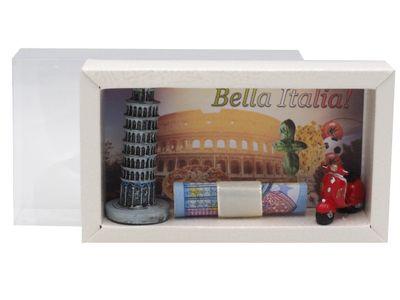 Geldgeschenk Verpackung Urlaub Italien
