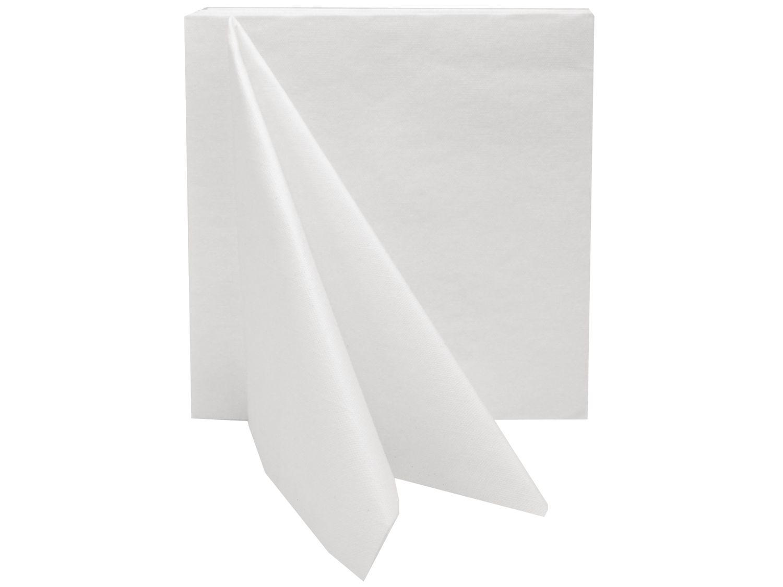Servietten Tischdeko 20 Stück DUNI Weiß