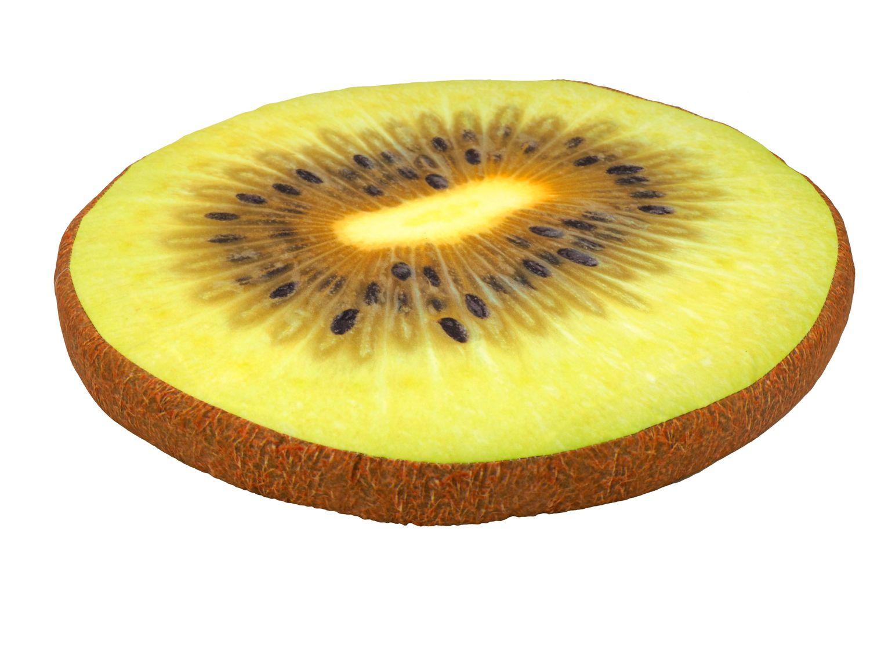 Stuhlkissen Sitzkissen Kiwi