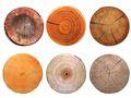 Stuhlkissen Sitzkissen Holz 1