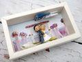 Geldgeschenk Verpackung Hochzeit Hochzeitsreise Strandhochzeit Urlaub Gutschein Geschenk Flitterwochen 3
