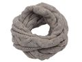 Loop Schal Gestrickt Strickschal Damen Herren Winter Rundschal Wolle Optik Strick Beige 9