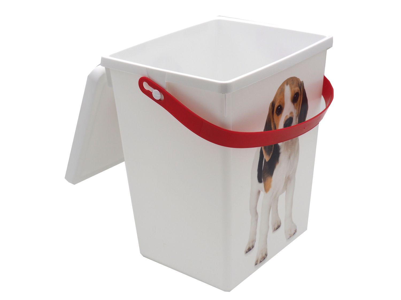 Dose Behalter Box Aufbewahrung Fur Tierfutter Hundefutter Hund Home