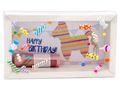 Geldgeschenk Verpackung Geburtstag Piñata Party 001