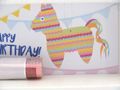 Geldgeschenk Verpackung Geburtstag Piñata Party Happy Birthday Pinata Geschenk 5