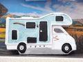 Geldgeschenk Verpackung Geldverpackung Wohnmobil Camping Reisegutschein Urlaub Reise 5