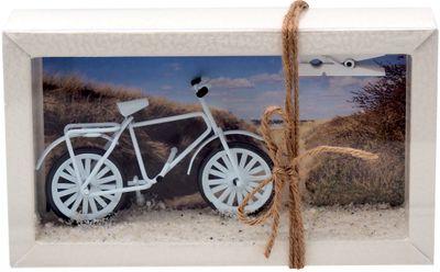 Geldgeschenk Verpackung Geldverpackung Fahrrad Meer