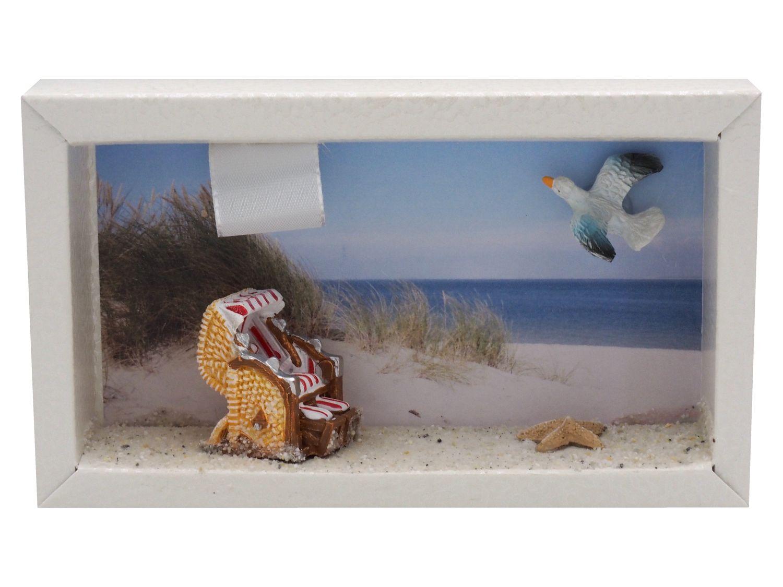 Geldgeschenk Verpackung Nordsee Ostsee Geldverpackung Urlaub Reise