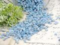 500g Streudeko Granulat Blau Hellblau Tischdeko Kommunion Konfirmation Taufe 7