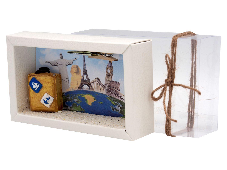 Geldgeschenk Verpackung Reise Urlaub Weltreise Geldverpackung Gutschein