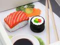 Geldgeschenk Verpackung Sushi Restaurant Essen Geburtstag Weihnachten 4