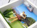 Geldgeschenk Verpackung Golf Frau Gutschein Golfzubehör Hobby Geschenkidee Geburtstag Weihnachten 5