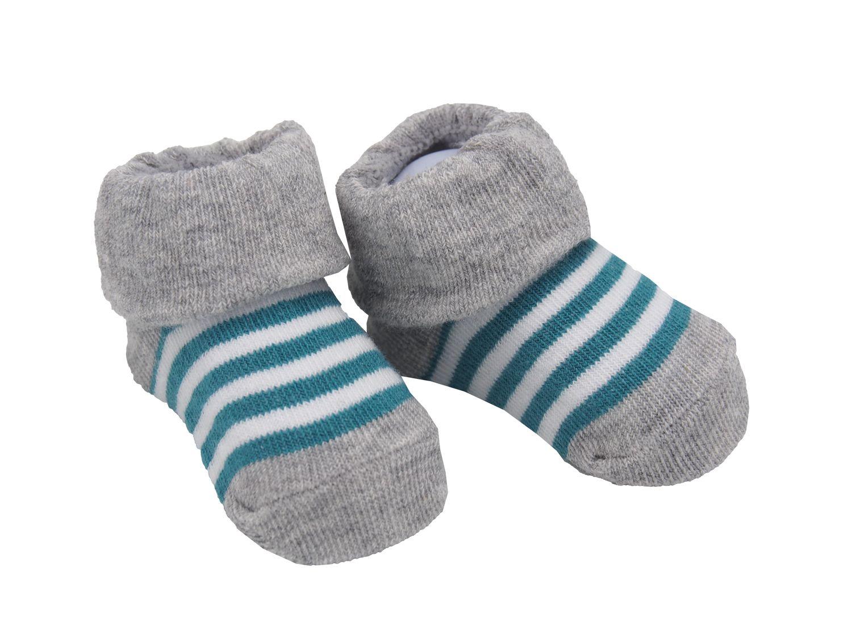 Baby Socken Neugeborenen Socken Erstlingssocken Motivsocken Junge Mädchen Geburt Taufe Geschenk