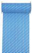 Tischband Dekoband Oktoberfest Raute Blau Weiß Tischläufer Stoffband Deko Mottoparty 1