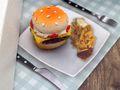 Geldgeschenk Verpackung Hamburger Essen Gutschein Geschenkgutschein Restaurant Gutschein Dinner-Geschenk 5