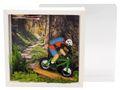 Geldgeschenk Verpackung Mountainbike Fahrrad Tour Mann Gutschein Sport Ausrüstung 2