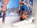 Geldgeschenk Verpackung Abfahrtslauf Ski fahren Winterurlaub Skiurlaub Berge Geschenk Skiausrüstung 5
