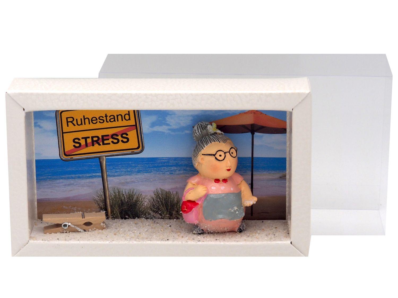 Geldgeschenk Verpackung Ruhestand Rente Frau Pension Abschiedsgeschenk Geschenkidee