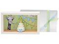 Geldgeschenk Verpackung Junge Baby Geburt Taufe Giraffe Torte Geschenk 2