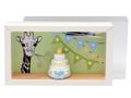 Geldgeschenk Verpackung Junge Baby Geburt Taufe Giraffe Torte Geschenk 3