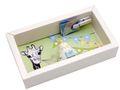 Geldgeschenk Verpackung Junge Baby Geburt Taufe Giraffe Torte Geschenk 4