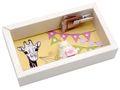 Geldgeschenk Verpackung Mädchen Baby Geburt Taufe Giraffe Torte Geschenk 3