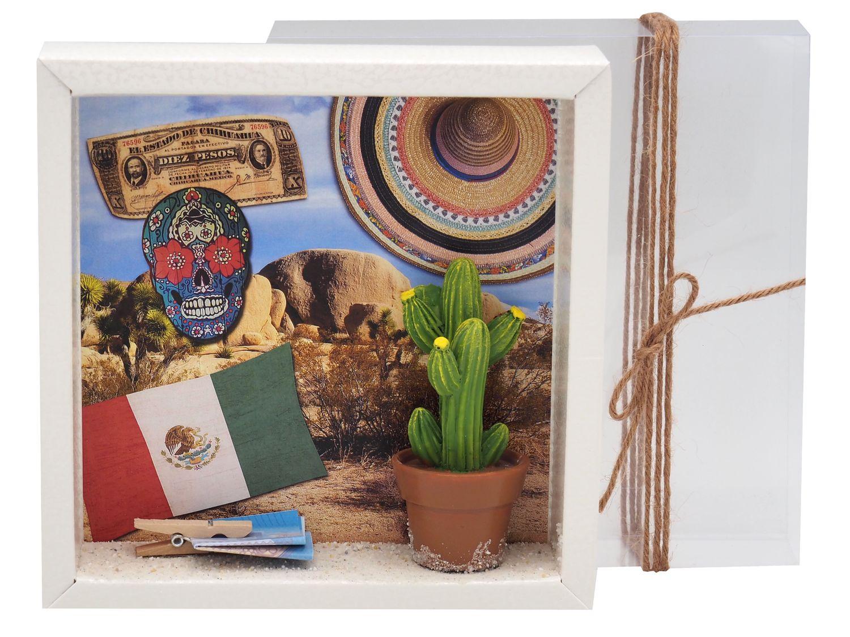Geldgeschenk Verpackung Mexiko Urlaub Reise Geldgeschenke