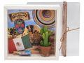 Geldgeschenk Verpackung Mexiko Urlaub Reise 001