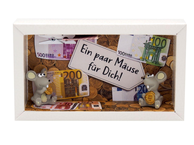 Geldgeschenk Verpackung Geldmause Mause Geld Geburtstag Geldgeschenke